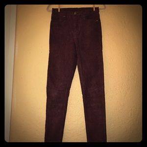 BDG Denim Brown Corduroy Pants